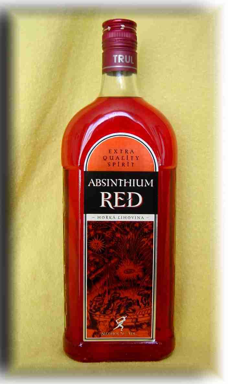 """Конкурс """"Алкогольные напитки"""" Red_Absinthe"""