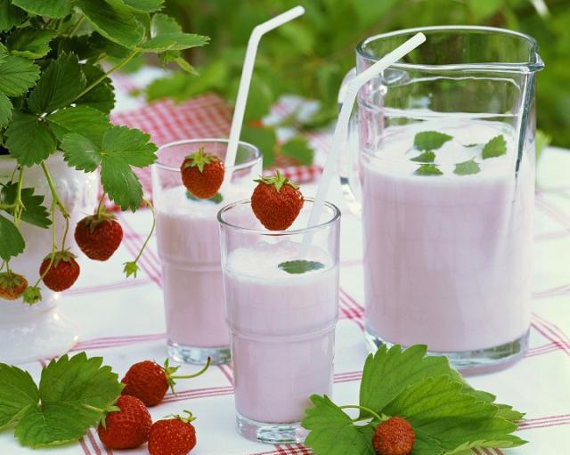 Хочу поделиться рецептом молочного коктейля.  Очень прост в...